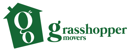 Grasshopper Movers Logo